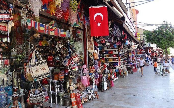 Kusadasi Market from Didim