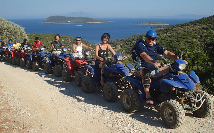 Didim Quad Safari