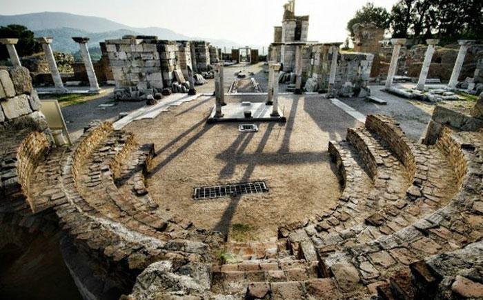 Ephesus, House of Virgin Mary, Sirince from Didim