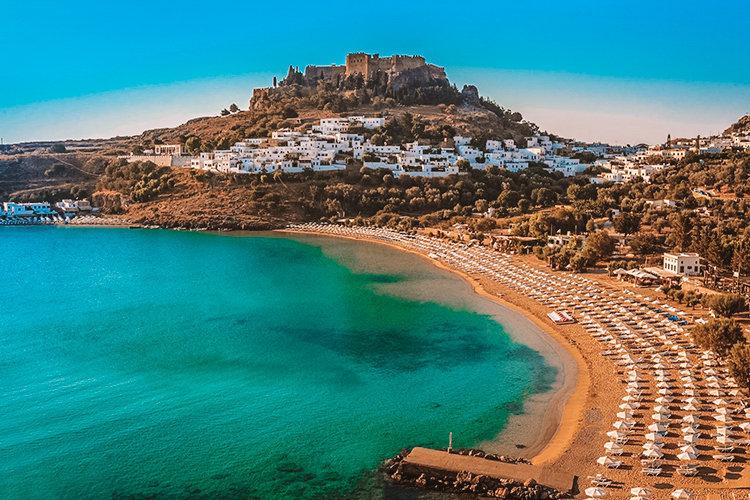 Rhodes Island Tour from Didim