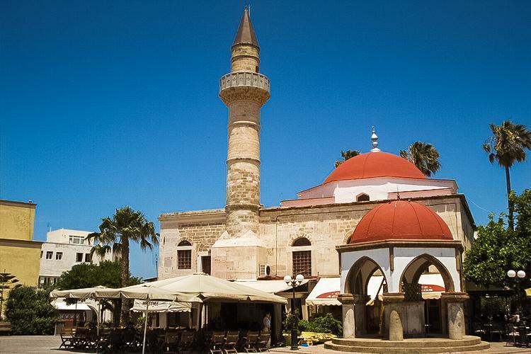 The Mosque of Defterdar
